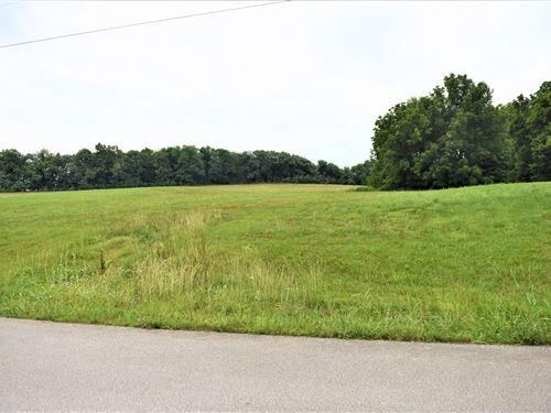 .720 Acres, Cave City KY : Cave City : Barren County : Kentucky
