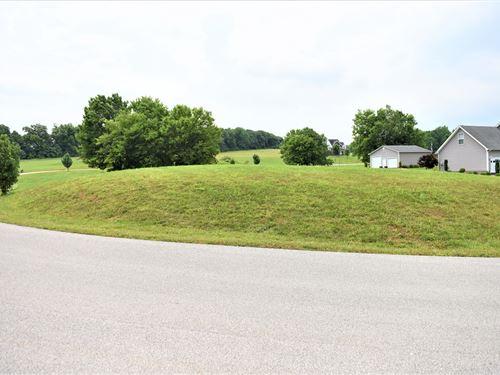 Corner Lot Wellington Subdivision : Cave City : Barren County : Kentucky
