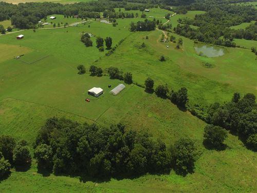 10 Acres in Hustonville, Kentucky : Hustonville : Lincoln County : Kentucky