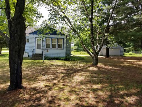 Home in Rural, Waupaca, WI : Waupaca : Wisconsin