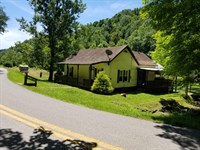 Single Family Home With Acreage : Middlebourne : Tyler County : West Virginia