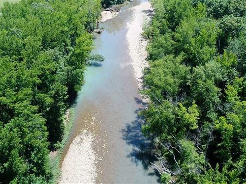 Little Mulberry Creek 18 Acres And : Ozark : Johnson County : Arkansas