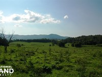 55 Acre Mountain View Farm : Cosby : Cocke County : Tennessee
