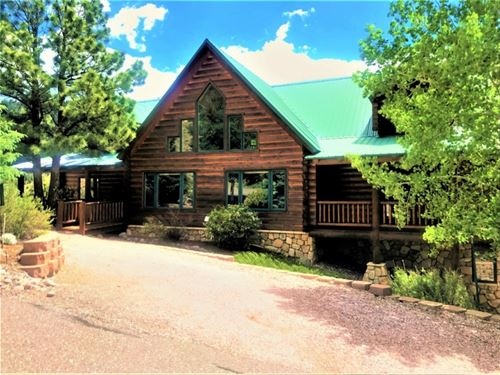 Custom Beauty On The Golf Course : South Fork : Rio Grande County : Colorado