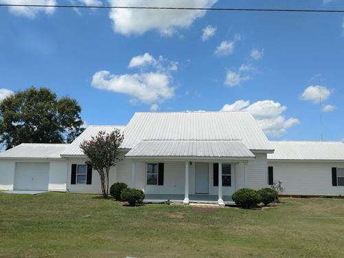 Country Home Near Dothan, AL : Webb : Houston County : Alabama