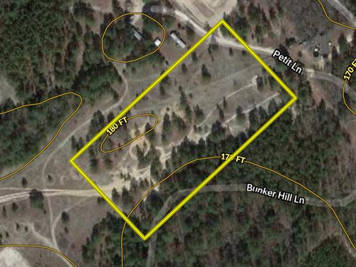 Affordable Marlboro Co Sc Land : McColl : Marlboro County : South Carolina