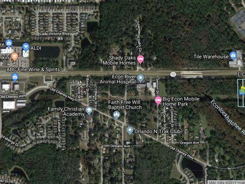 Orange County Florida Commercial Land for Sale : LANDFLIP