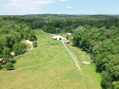 Amazing Farm Texas Co, Live Water : Licking : Texas County : Missouri
