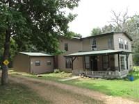 TN Hobby Farm, Country Home & 2 : Morris Chapel : Hardin County : Tennessee