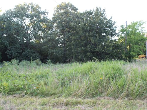 1-Acre Paradise To Build a Home : Vian : Sequoyah County : Oklahoma