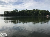 Lakefront Lot on Watts Bar Lake : Spring City : Rhea County : Tennessee