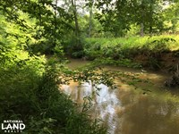 Little River Recreational Property : Mountville : Laurens County : South Carolina