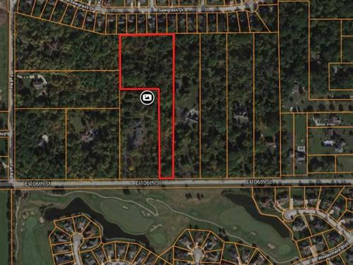 4.88 Acre, Private Wooded Buildin : Fishers : Hamilton County : Indiana