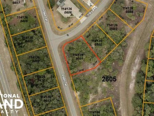 Close to Everything, Nice Lot in No : North Port : Sarasota County : Florida