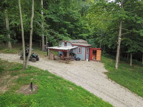 Lemon Hill Rd, 42 Acres : McConnelsville : Morgan County : Ohio