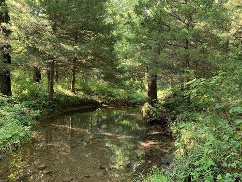 72-Acre Homestead St Clair County : Collins : Saint Clair County : Missouri