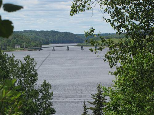 Waterfront Land For Sale in Maine : Machiasport : Washington County : Maine