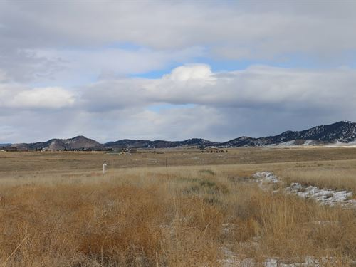 Prairie View Ranch : Silver Cliff : Custer County : Colorado