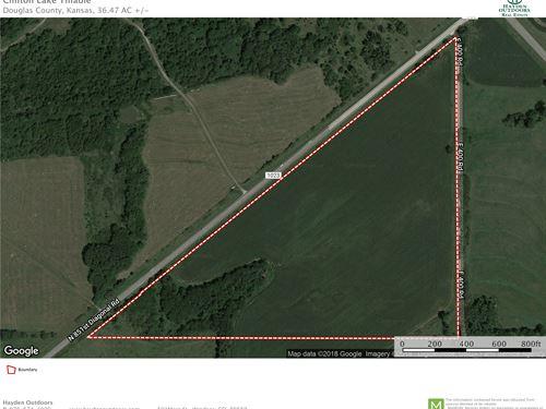 Clinton Lake Tillable : Lawrence : Douglas County : Kansas