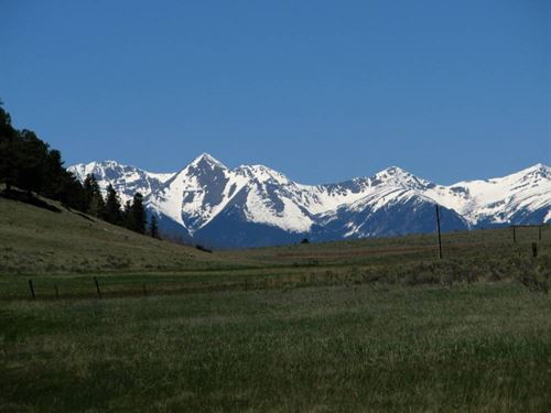 Walkers Landing : Westcliffe : Custer County : Colorado
