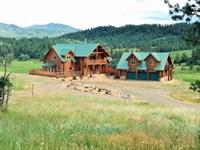 Navajo River Ranch : Chromo : Archuleta County : Colorado