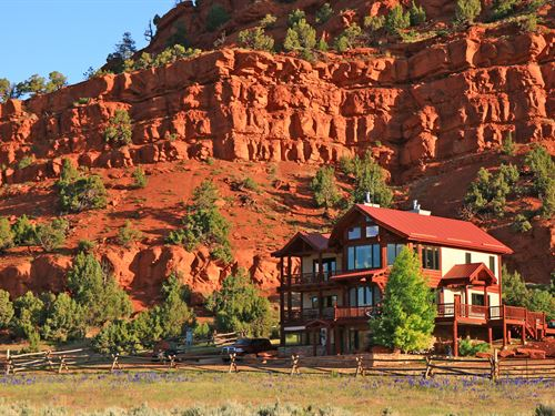 Red Canyon Ranch : Thermopolis : Hot Springs County County : Wyoming