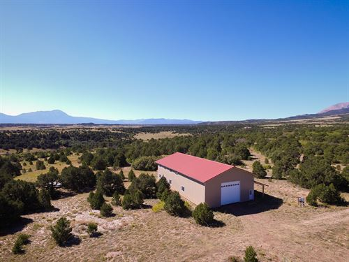 Stonewall Ranch : La Veta : Huerfano County : Colorado