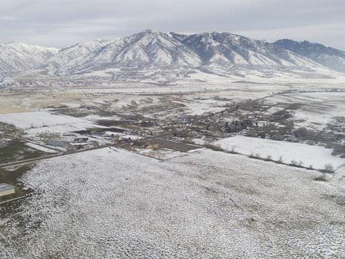 Pine Canyon Ranch : Tooele : Utah