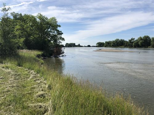 North Loup River Hideaway, Scotia : Scotia : Greeley County : Nebraska
