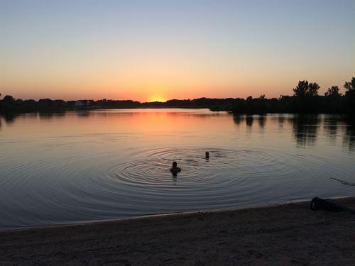 Mariposa Lake Lot 32 : Marquette : Hamilton County : Nebraska