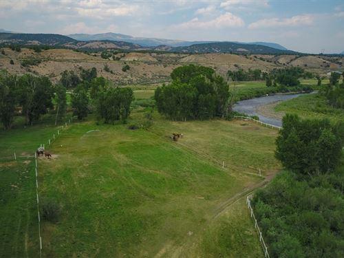 Eagle River Ranch : Eagle : Eagle County County : Colorado