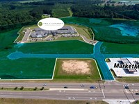 85 Acres Fully-Entitled In Opp Zone : McComb : Pike County : Mississippi
