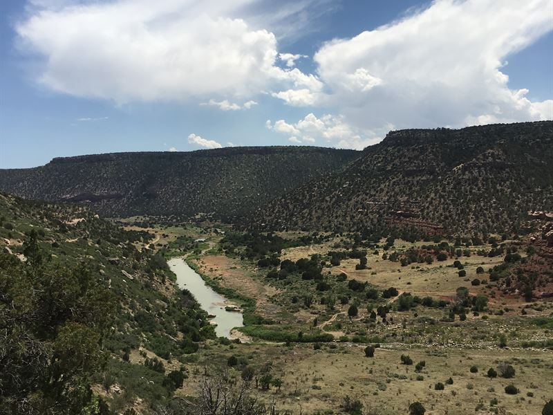 Canadian Orchard Ranch : Roy : Mora County : New Mexico