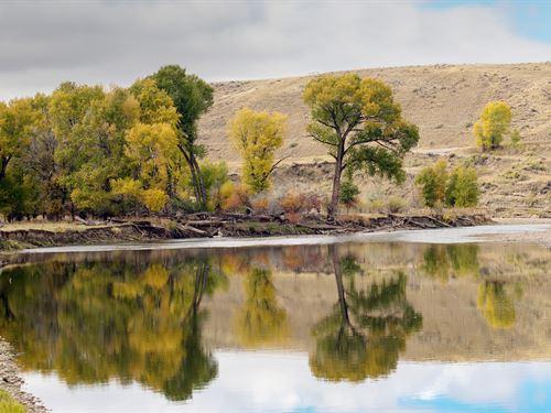 Winding River Ranch : Craig : Moffat County : Colorado