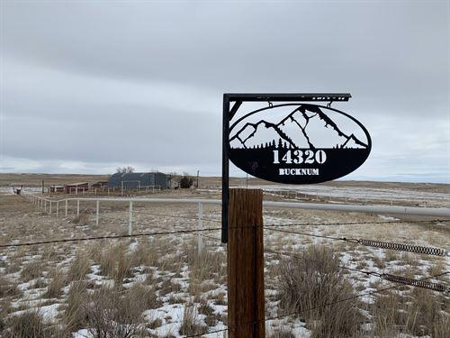 14320 Bucknum Rd, Casper : Casper : Natrona County County : Wyoming