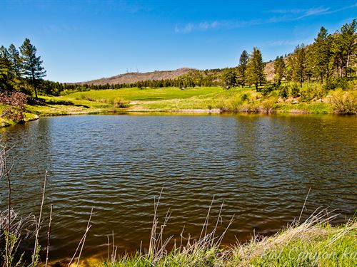 Rist Canyon Ranch : Bellvue : Larimer County : Colorado