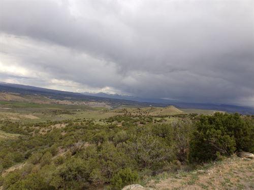 Tongue Creek Ranch Lot 1 : Delta : Colorado