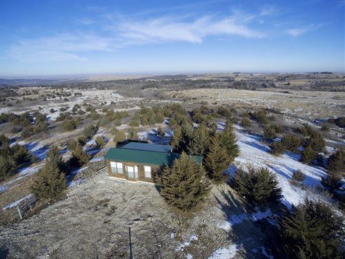 Hunters Bluff : Manhattan : Pottawatomie County : Kansas