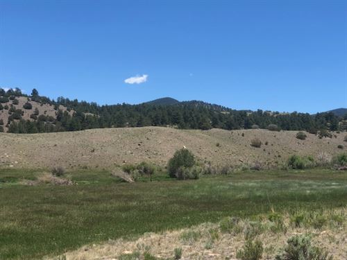 Big O Ranch Lot : Westcliffe : Custer County : Colorado