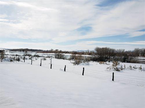 Lazy 3X Sweetwater Ranch Water : Vernal : Uintah County : Utah