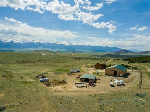 Silver Cliff Hills Ranch : Westcliffe : Custer County County : Colorado