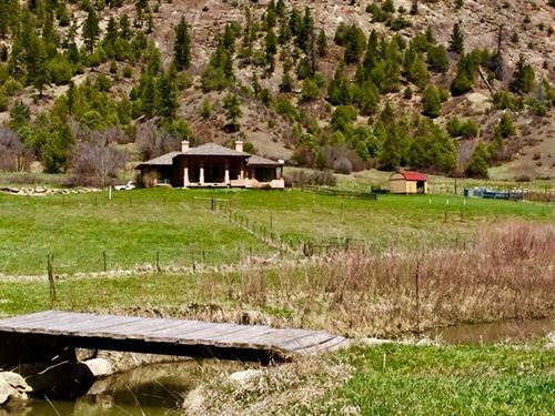 Yellowjacket Creek Ranch : Bayfield : Archuleta County : Colorado