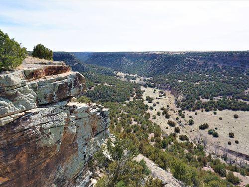 Smith Canyon Ranch, North Parcel : Kim : Las Animas County : Colorado