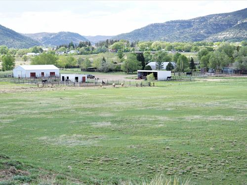 Bruton Stables : Raton : Colfax County : New Mexico