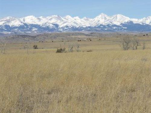 Corbin Views 160 : Big Timber : Sweet Grass County : Montana
