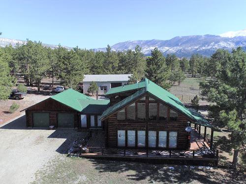 Collegiate Peaks Retreat : Buena Vista : Chaffee County : Colorado