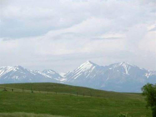 West Fork Views 400 : Big Timber : Sweet Grass County : Montana