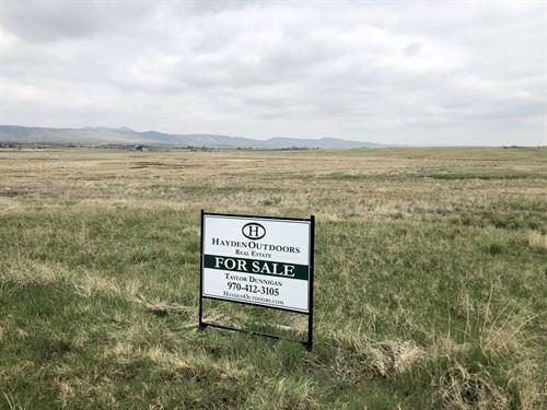 Boettcher Farms Acreage : Fort Collins : Larimer County County : Colorado