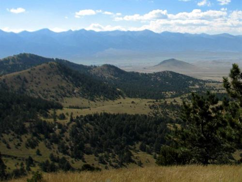 Tyndall Mountain : Westcliffe : Custer County : Colorado