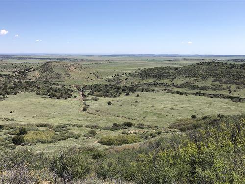 Sunset Ridge : Rye : Pueblo County : Colorado